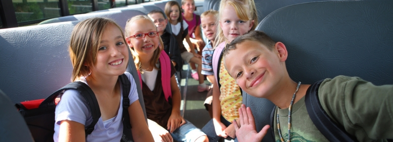автобус для перевозки детей - «Облтрансавто»